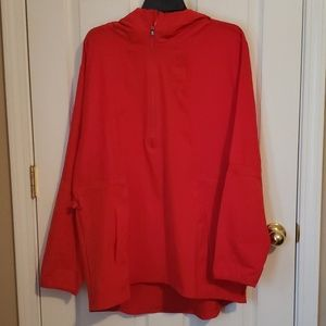 NWT UNDER ARMOUR HOODED PULLOVER